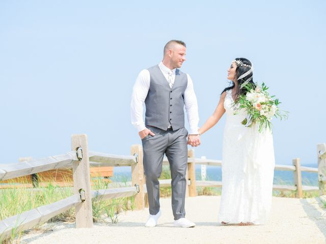 John and Lisa's Wedding in Beach Haven, New Jersey 121