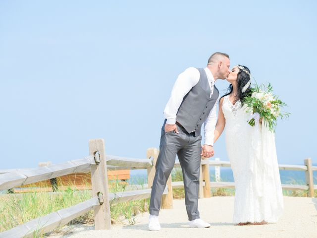John and Lisa's Wedding in Beach Haven, New Jersey 122