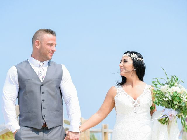 John and Lisa's Wedding in Beach Haven, New Jersey 128