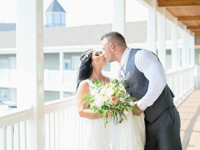 John and Lisa's Wedding in Beach Haven, New Jersey 129