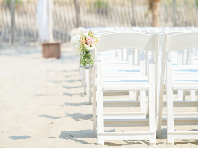 John and Lisa's Wedding in Beach Haven, New Jersey 138