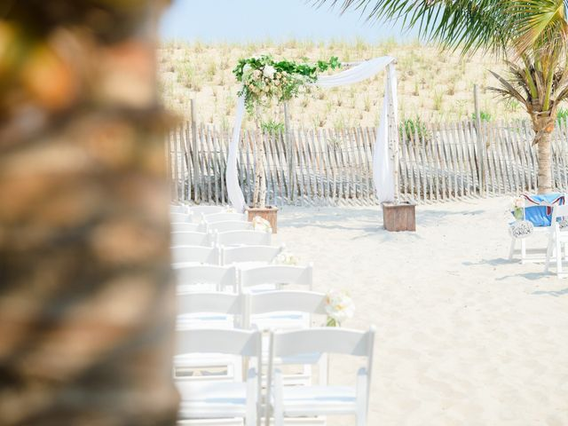 John and Lisa's Wedding in Beach Haven, New Jersey 140