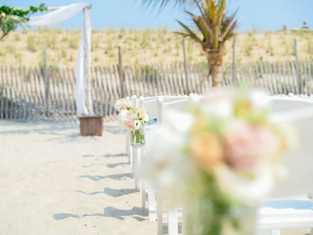 John and Lisa's Wedding in Beach Haven, New Jersey 143