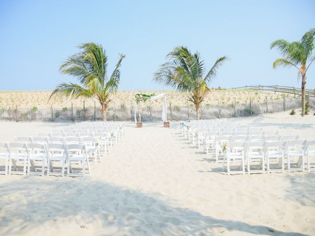 John and Lisa's Wedding in Beach Haven, New Jersey 145