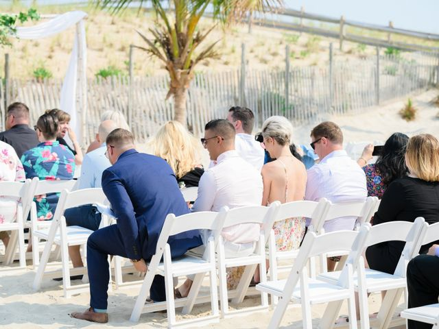 John and Lisa's Wedding in Beach Haven, New Jersey 154