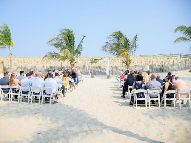 John and Lisa's Wedding in Beach Haven, New Jersey 156