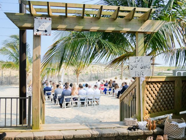 John and Lisa's Wedding in Beach Haven, New Jersey 157
