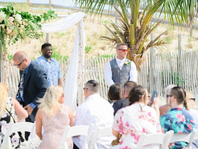 John and Lisa's Wedding in Beach Haven, New Jersey 161