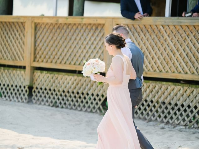 John and Lisa's Wedding in Beach Haven, New Jersey 162