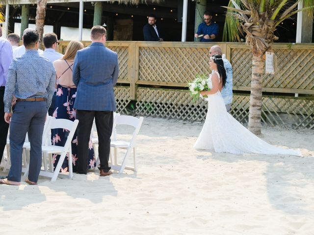 John and Lisa's Wedding in Beach Haven, New Jersey 174