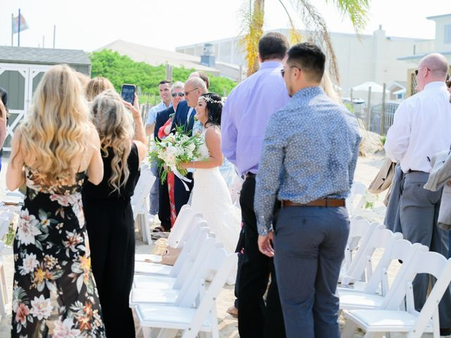 John and Lisa's Wedding in Beach Haven, New Jersey 175