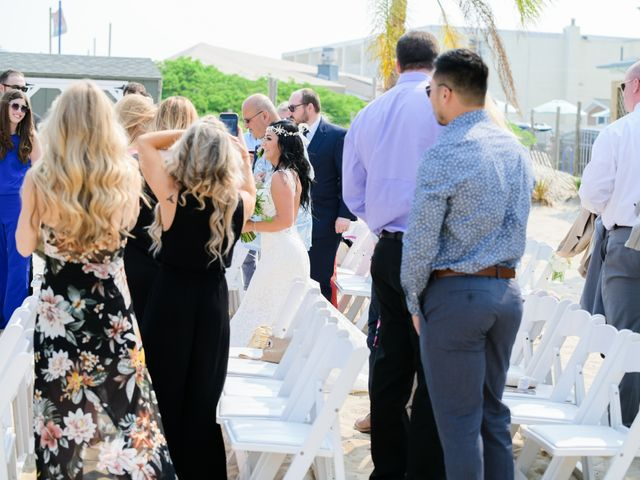 John and Lisa's Wedding in Beach Haven, New Jersey 176