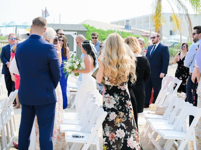 John and Lisa's Wedding in Beach Haven, New Jersey 177