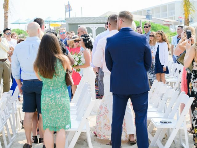 John and Lisa's Wedding in Beach Haven, New Jersey 178