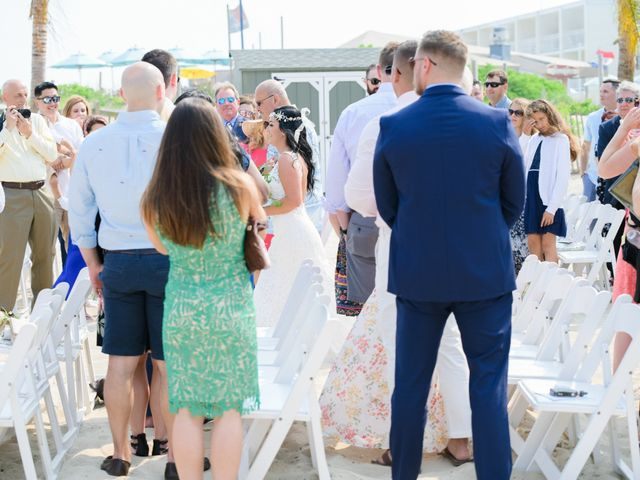John and Lisa's Wedding in Beach Haven, New Jersey 179