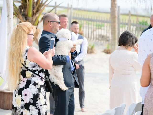 John and Lisa's Wedding in Beach Haven, New Jersey 180