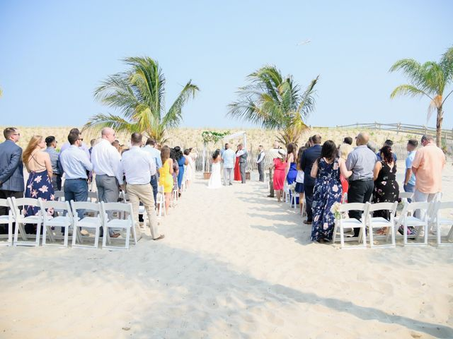 John and Lisa's Wedding in Beach Haven, New Jersey 181