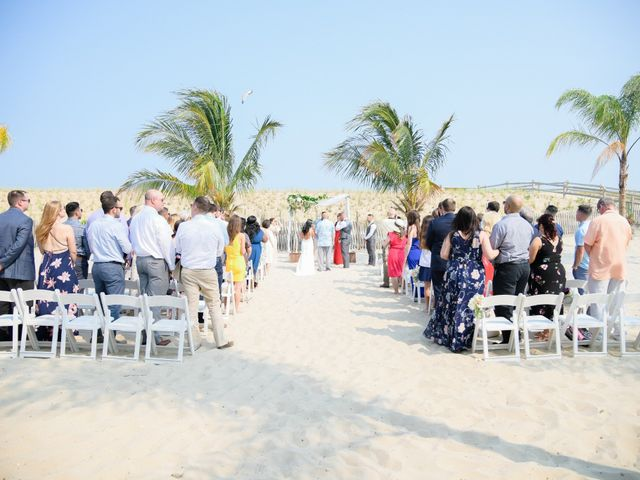 John and Lisa's Wedding in Beach Haven, New Jersey 182