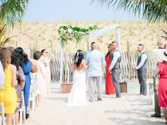 John and Lisa's Wedding in Beach Haven, New Jersey 183