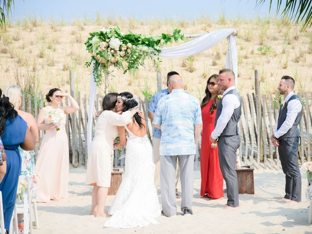 John and Lisa's Wedding in Beach Haven, New Jersey 185