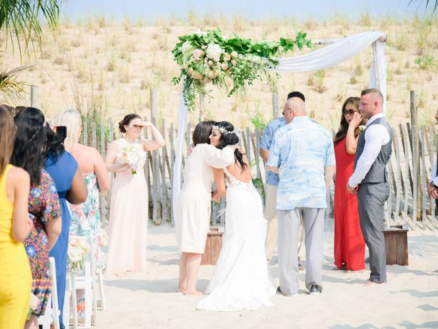 John and Lisa's Wedding in Beach Haven, New Jersey 186