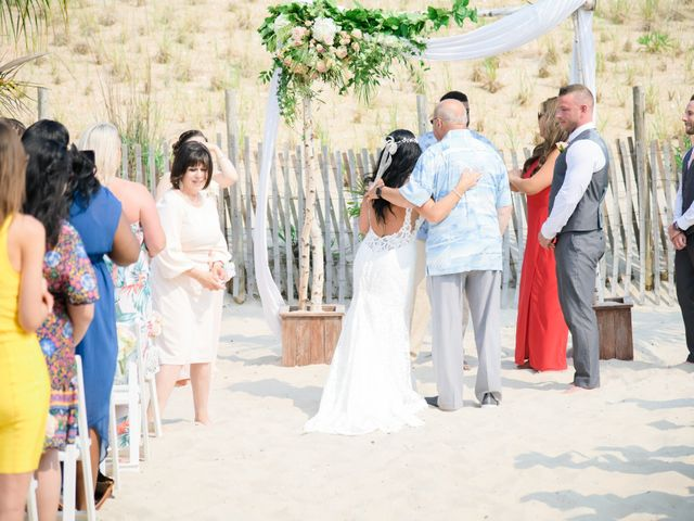John and Lisa's Wedding in Beach Haven, New Jersey 187