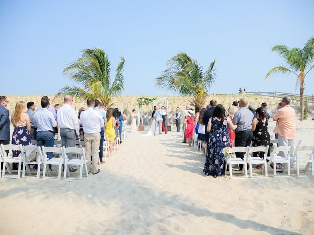 John and Lisa's Wedding in Beach Haven, New Jersey 189