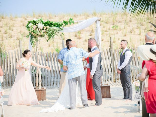 John and Lisa's Wedding in Beach Haven, New Jersey 190