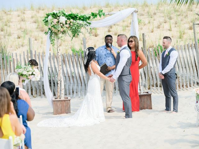 John and Lisa's Wedding in Beach Haven, New Jersey 191