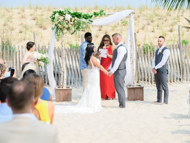 John and Lisa's Wedding in Beach Haven, New Jersey 202