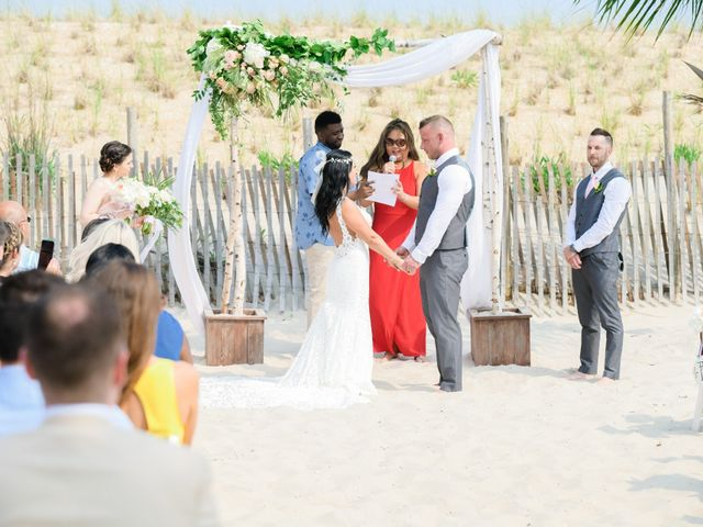 John and Lisa's Wedding in Beach Haven, New Jersey 203