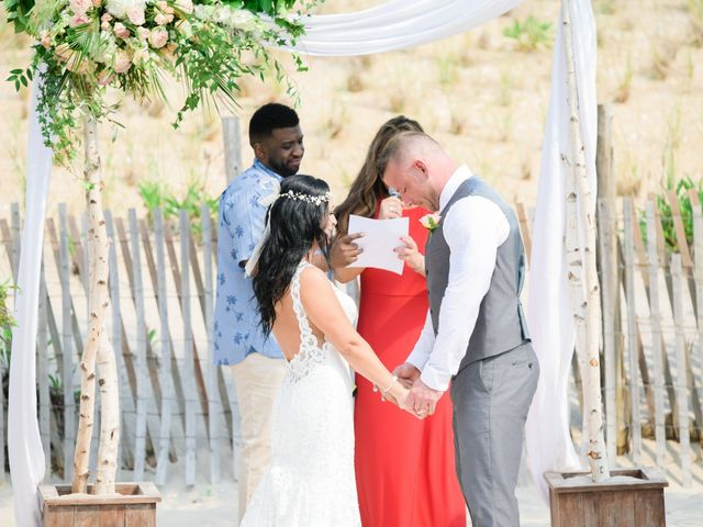 John and Lisa's Wedding in Beach Haven, New Jersey 206