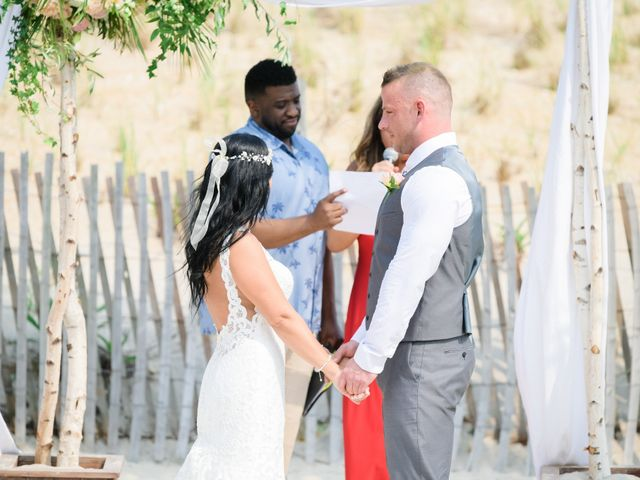 John and Lisa's Wedding in Beach Haven, New Jersey 208