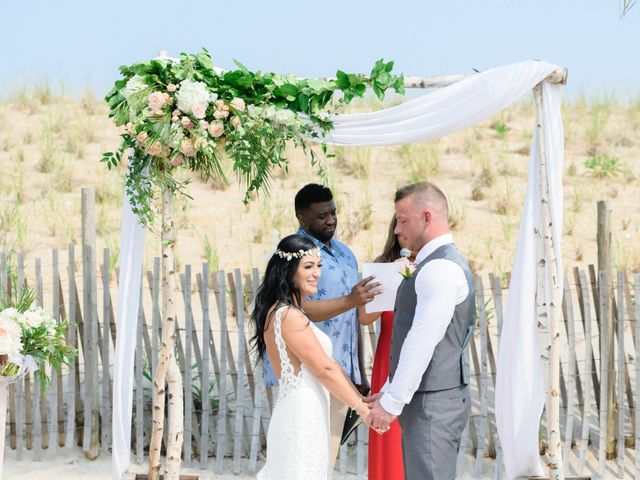 John and Lisa's Wedding in Beach Haven, New Jersey 209