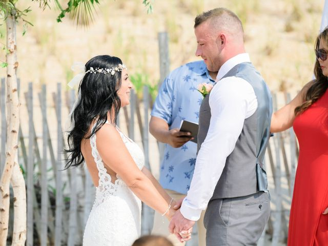 John and Lisa's Wedding in Beach Haven, New Jersey 212
