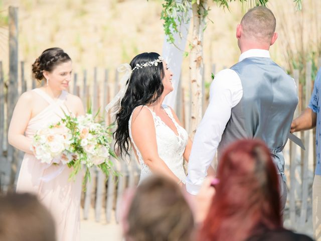 John and Lisa's Wedding in Beach Haven, New Jersey 216