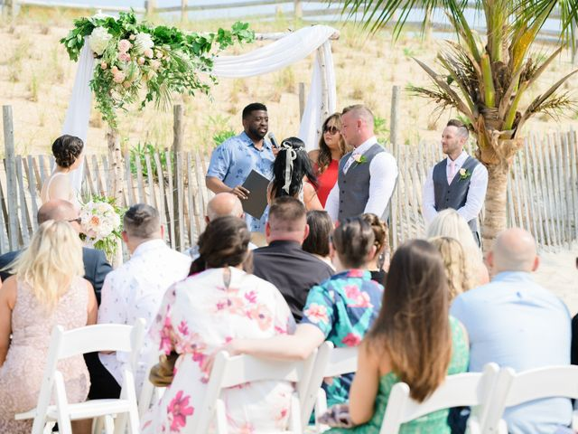 John and Lisa's Wedding in Beach Haven, New Jersey 219