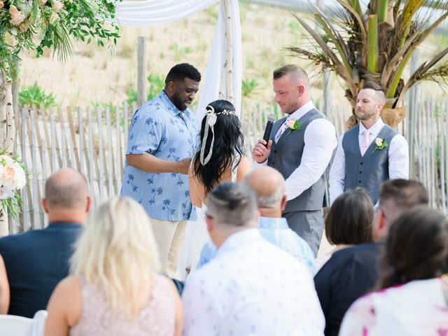John and Lisa's Wedding in Beach Haven, New Jersey 221