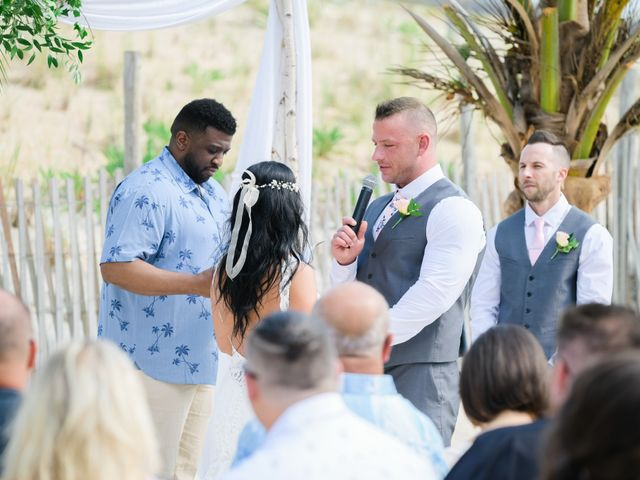 John and Lisa's Wedding in Beach Haven, New Jersey 222