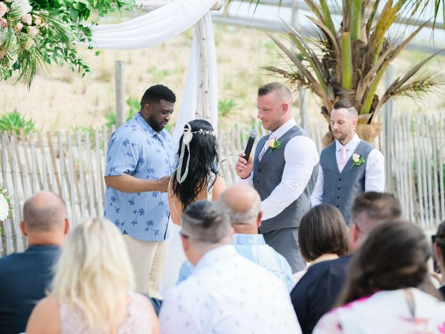 John and Lisa's Wedding in Beach Haven, New Jersey 224