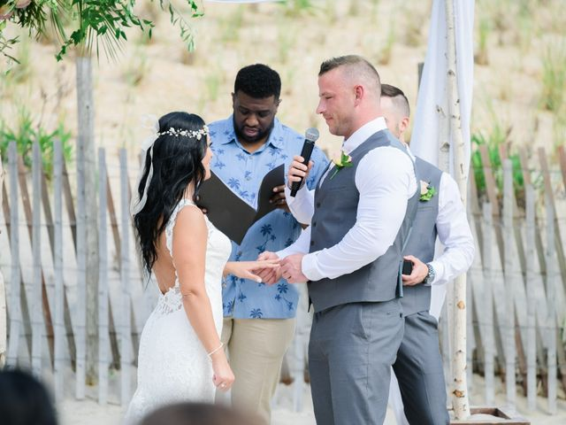 John and Lisa's Wedding in Beach Haven, New Jersey 228