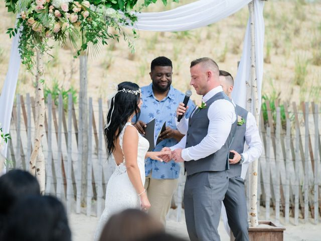 John and Lisa's Wedding in Beach Haven, New Jersey 229