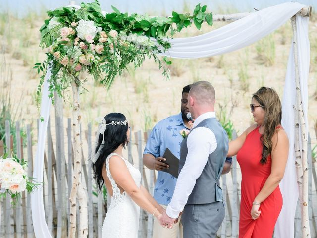 John and Lisa's Wedding in Beach Haven, New Jersey 235
