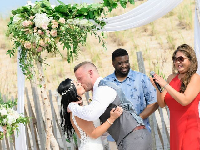 John and Lisa's Wedding in Beach Haven, New Jersey 236