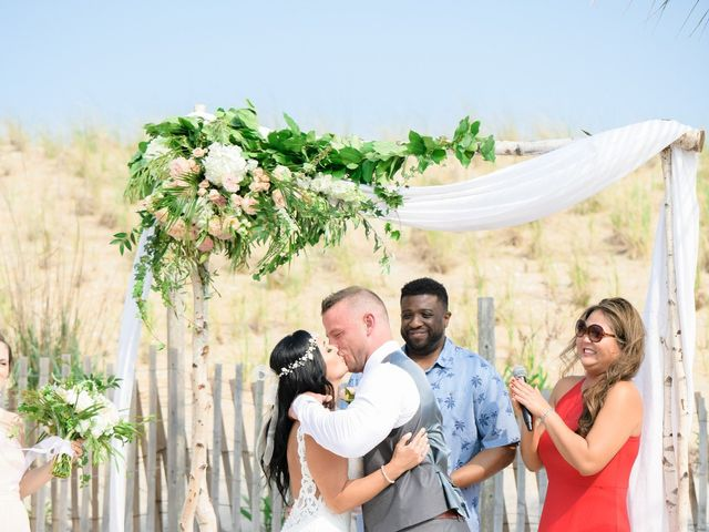 John and Lisa's Wedding in Beach Haven, New Jersey 237