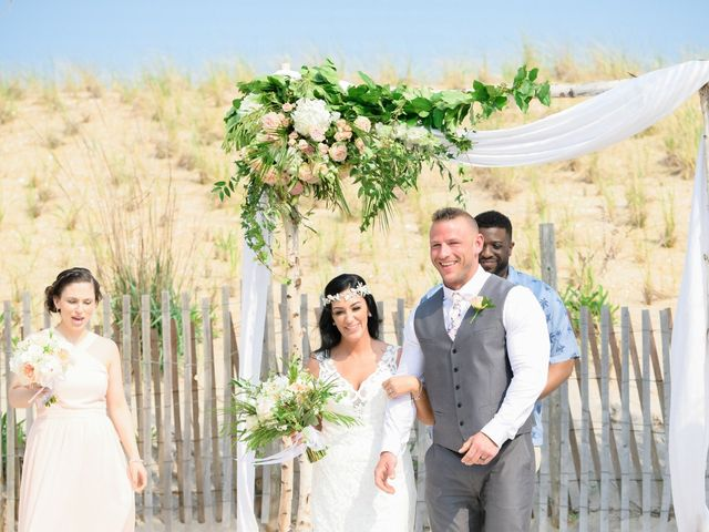 John and Lisa's Wedding in Beach Haven, New Jersey 238