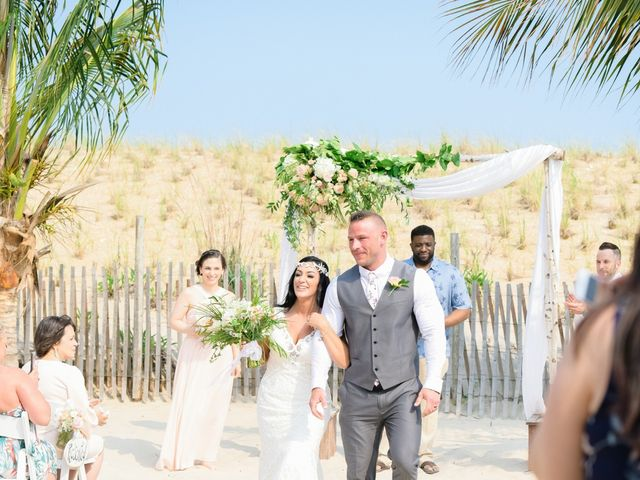 John and Lisa's Wedding in Beach Haven, New Jersey 241