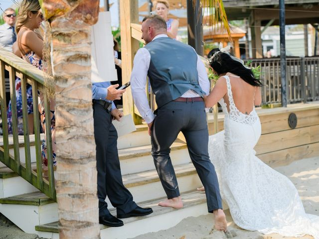 John and Lisa's Wedding in Beach Haven, New Jersey 242