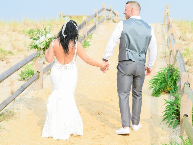 John and Lisa's Wedding in Beach Haven, New Jersey 262