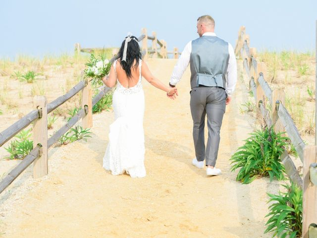 John and Lisa's Wedding in Beach Haven, New Jersey 263